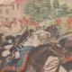 DÉTAILS 02 | Des chevaux allemands déserteurs - Bayonville - France - 1902
