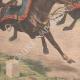 DÉTAILS 05 | Des chevaux allemands déserteurs - Bayonville - France - 1902