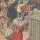 DÉTAILS 02 | Raid équestre Bruxelles-Ostende - Militaire - Belgique - 1902