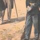 DETAILS 06   The Shah of Persia attends a car race at the Bois de Boulogne - Paris - 1902
