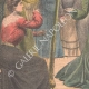 DETAILS 02 | Conservatory Mimi Pinson - Gustave Charpentier - Paris - 1902