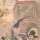 DÉTAILS 03 | Bagarre dans une église pendant une cérémonie de mariage - Paris - 1902