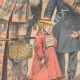 DETAILS 02 | Mulhouse Station - A German girl traveling alone - Haut-Rhin - France - 1902