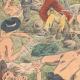 DÉTAILS 02   Guerre civile en Colombie - Guerre des Mille Jours - Guérilla - Santa Marta - 1902