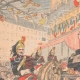 DETAILS 01   Arrival of the Boer generals in Paris - Gare du Nord - 1902