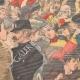 DETAILS 02   Arrival of the Boer generals in Paris - Gare du Nord - 1902