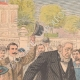 DÉTAILS 01   Paul Kruger à Menton - France - 1902