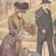 DÉTAILS 02 | Les cimetières parisiens à la Toussaint - 1902