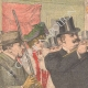 DETAILS 01 | Carlos I of Portugal - Pigeon shooting - Paris - 1902
