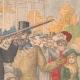 DETAILS 03 | Carlos I of Portugal - Pigeon shooting - Paris - 1902