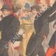 DÉTAILS 02 | Un homme fou tire des coups de revolver dans la Chambre des Députés - Paris - 1902