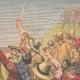 DETAILS 03 | Naval blockade - Venezuelan vessels sunk by the anglo-german fleet - Venezuela - 1902