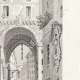 DÉTAILS 05 | Porta degli Archi - Ancienne porte de ville - Gênes - Ligurie (Italie)