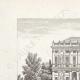DÉTAILS 01 | Palais de Tobia Pallavicino connu sous le nom de Peschiere - Gênes - Ligurie (Italie)
