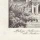 DÉTAILS 03 | Palais de Tobia Pallavicino connu sous le nom de Peschiere - Gênes - Ligurie (Italie)