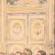 DÉTAILS 03   Réception au Ministère de la Marine - Jour de l'An - Paris - 1903
