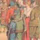 DETAILS 08   Delhi Durbar - Edward VII Emperor of India - Coronation Park - Delhi - 1903