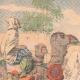 DETAILS 01   Crossing the Sahara in a balloon - Experiences - Gabes - Tunisia - 1903