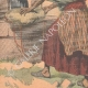 DETAILS 05   Crossing the Sahara in a balloon - Experiences - Gabes - Tunisia - 1903