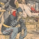 DETAILS 02 | Death of the French explorer Du Bourg de Bozas - Accra - Gulf of Guinea - 1903