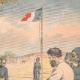 DETAILS 03 | Death of the French explorer Du Bourg de Bozas - Accra - Gulf of Guinea - 1903