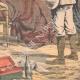 DETAILS 06 | Death of the French explorer Du Bourg de Bozas - Accra - Gulf of Guinea - 1903