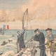 DETAILS 02   Porpoise hunt on the shores of the Mediterranean - 1903