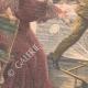 DETAILS 02   Arrest of the Sirène de Reuilly - Highwaymen - 1903