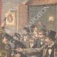 DETAILS 03   Arrest of the Sirène de Reuilly - Highwaymen - 1903