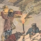 DETAILS 01 | Cruel brigandage in the Aalst region - Torture - East Flanders - Belgium - 1903