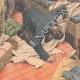 DETAILS 05 | Cruel brigandage in the Aalst region - Torture - East Flanders - Belgium - 1903