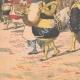 DETAILS 05 | Parade of Mi-Carême - Carnival - Paris - 1903