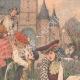 DÉTAILS 01 | Marché aux fleurs - Île de la Cité - Seine - Paris - 1903