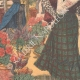 DÉTAILS 03 | Marché aux fleurs - Île de la Cité - Seine - Paris - 1903