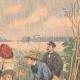 DÉTAILS 05 | Marché aux fleurs - Île de la Cité - Seine - Paris - 1903