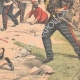 DETAILS 06 | Siamese soldiers kill foreigners - Tapha - Siam - 1903
