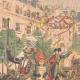 DÉTAILS 01 | Cortège du Bœuf Gras au Carnaval de Paris - La Villette - 1903