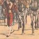 DÉTAILS 04 | Cortège du Bœuf Gras au Carnaval de Paris - La Villette - 1903