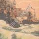DETALLES 04 | Viaje del Presidente de la República a bordo de la Jeanne d'Arc - 1903