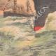 DETALLES 05 | Viaje del Presidente de la República a bordo de la Jeanne d'Arc - 1903