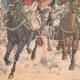 DETAILS 02   President of the Republic's trip in Algeria - Fantasia - 1903