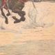 DETAILS 06   President of the Republic's trip in Algeria - Fantasia - 1903