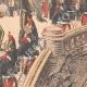 DÉTAILS 06 | Le Roi d'Angleterre à l'Opéra de Paris - 1903