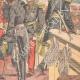 DÉTAILS 04 | Fin du voyage d'Edouard VII en France - Cherbourg - Yacht Victoria and Albert - 1903