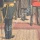 DÉTAILS 05 | Fin du voyage d'Edouard VII en France - Cherbourg - Yacht Victoria and Albert - 1903