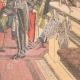 DÉTAILS 06 | Fin du voyage d'Edouard VII en France - Cherbourg - Yacht Victoria and Albert - 1903