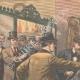 DÉTAILS 01 | Arrestation d'un espion allemand à Nancy - France - 1903