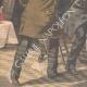 DÉTAILS 02 | Arrestation d'un espion allemand à Nancy - France - 1903