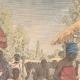 DÉTAILS 02 | Visite des Achantis au Jardin d'Acclimatation - Bois de Boulogne - Paris - 1903