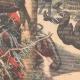 DETAILS 04   Fatal accidents in the Paris-Madrid car race - 1903